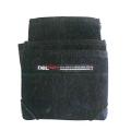 【送料無料】腰袋 DTK-03S-BK 深さ175mm [保護保安用材][安全帯][作業ベルト]