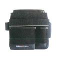 【送料無料】釘袋 DTK-10-BK 深さ210mm [保護保安用材][安全帯][作業ベルト]