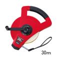 【送料無料】繊維巻尺 スピードタフミックリール SGR12-30 30m KDS [測量][測定機器][水平器][メジャー][巻尺][繊維製巻尺]