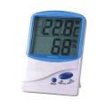 【送料無料】デジタル温湿度計 O-206 標準タイプ ドリテック [測量][測定機器][温度計][測定器][温度計][湿度計]