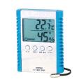【送料無料】デジコンフォ2(デジタル内/外温度計・湿度計) TD-8172 本体 エンベックス [測量][測定機器][温度計][測定器][温度計][湿度計]