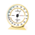 【送料無料】スーパーEX高品質温・湿度計 EX-2718 温・湿度計(ゴールド) エンベックス [測量][測定機器][温度計][測定器][温度計][湿度計]