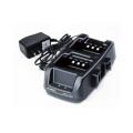 【送料無料】同時通話型特定小電力トランシーバー DJ-P45 ツイン充電器セット EDC-177A アルインコ [保護保安用材][トランシーバー][通信機]