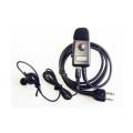 【送料無料】特定小電力トランシーバー DJ-PB20 カナル型イヤホンマイク(耳かけ型) EME-57A アルインコ [保護保安用材][トランシーバー][通信機]