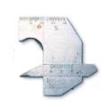 【送料無料】溶接ゲージ L WG-2 新潟精機 [測量][測定機器][水平器][メジャー][ノギス]