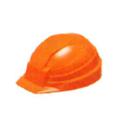 【送料無料】IZANO MET オレンジ IZANO-O DICプラスチック [保護保安用材][ヘルメット][保護メガネ]