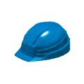 【送料無料】IZANO MET ブルー IZANO-B DICプラスチック [保護保安用材][ヘルメット][保護メガネ]