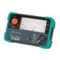 【送料無料】3レンジ絶縁抵抗計 250/500/1000V KEW3431 共立電気計器