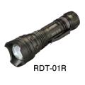 【送料無料】USB充電式LEDライト 350lm RDT-01R カスタム