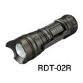 【送料無料】USB充電式LEDライト 200lm RDT-02R カスタム