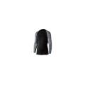 【送料無料】パワーストレッチウェア(冷感消臭) 長袖・迷彩黒 JW-623クロ おたふく手袋