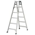 【送料無料】ステップ幅広 はしご兼用脚立 天板の高さ:1.70m MXB180FX アルインコ