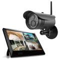 【送料無料】ワイヤレスセキュリティカメラモニターセット MT-WCM300 マザーツール