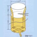 【送料無料】コンテナバック 丸1型(002型)(10枚入)(1t用)[フレコンバック] [副資材][コンテナーバッグ][袋物]