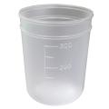 【送料無料】ディスポ容器Aシリーズ 300ml(500個入)中川産業