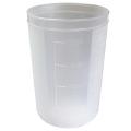 【送料無料】ディスポ容器Aシリーズ 2L(100個入)中川産業
