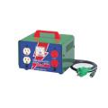 【送料無料】日動工業 昇圧専用トランス 屋内型 M-E20 標準型(連続定格) アース付 [作業工具][産業機械][変圧器][トランス][昇圧トランス]