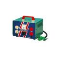 【送料無料】日動工業 昇圧専用トランス 屋内型 M-E30 標準型(連続定格) アース付 [作業工具][産業機械][変圧器][トランス][昇圧トランス]