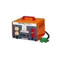【送料無料】日動工業 昇圧専用トランス 屋内型 M-EK30 安全型(連続定格) アース付・過負荷漏電しゃ断器付 [作業工具][産業機械][変圧器][トランス][昇圧トランス]
