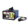 【送料無料】日動工業 降圧専用トランス 屋内型 NTB-300D-CC 単巻トランス(連続定格) 安全ブレーカ付 [作業工具][産業機械][変圧器][トランス][降圧トランス]