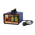【送料無料】日動工業 降圧専用トランス 屋内型 NTB-EK300D-CC 単巻トランス(連続定格) 過負荷漏電しゃ断器付 [作業工具][産業機械][変圧器][トランス][降圧トランス]