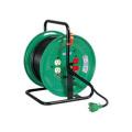 【送料無料】日動工業 トランスリール TRU-220 昇圧専用 単巻・連続定格 [作業工具][産業機械][変圧器][トランス][その他][トランス用品]