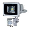 【送料無料】LEDセンサーライト 10W SLS-10W 日動工業 [建築土木機材][投光器][現場照明]
