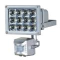 【送料無料】LEDセンサーライト12W SLS-12P 日動工業 [建築土木機材][投光器][現場照明]