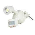 【送料無料】LEDセンサーライト クラブアイ10W SLS-CE10W-1P 日動工業 [建築土木機材][投光器][現場照明]