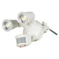 【送料無料】LEDセンサーライト クラブアイ20W SLS-CE20W-2P 日動工業 [建築土木機材][投光器][現場照明]