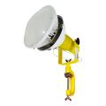 【送料無料】LED安全投光器90W アース付 10M 昼白色 屋内型 ATL-E9010 日動工業 [建築土木機材][投光器][現場照明]