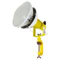 【送料無料】LED安全投光器90W 防雨2Pプラグ 10M 電球色 屋内型 ATL-9010-S 日動工業 [建築土木機材][投光器][現場照明]