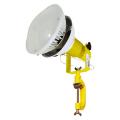 【送料無料】LED安全投光器90W アース付 5M 電球色 屋内型 ATL-E9005-S 日動工業 [建築土木機材][投光器][現場照明]