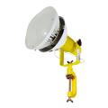 【送料無料】LED安全投光器90W E付10M 電球色 屋内型 ATL-E9010-S 日動工業 [建築土木機材][投光器][現場照明]