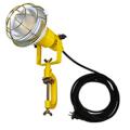 【送料無料】LED安全投光器14W ATL-1405-5000K 昼白色 防雨2Pプラグ 5M 日動工業 [建築土木機材][投光器][現場照明]