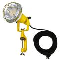 【送料無料】LED安全投光器14W ATL-1410-5000K 昼白色 防雨2Pプラグ 10M 日動工業 [建築土木機材][投光器][現場照明]
