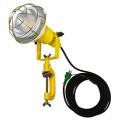 【送料無料】LED安全投光器 14W ATL-E1410-5000K 昼白色 アース付 10M 日動工業 [建築土木機材][投光器][現場照明]