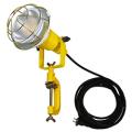 【送料無料】LED安全投光器14W ATL-1405-3000K 電球色 防雨2Pプラグ 5M 日動工業 [建築土木機材][投光器][現場照明]