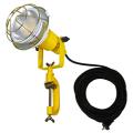 【送料無料】LED安全投光器14W ATL-1410-3000K 電球色 防雨2Pプラグ 10M 日動工業 [建築土木機材][投光器][現場照明]