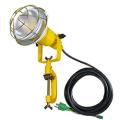 【送料無料】LED安全投光器14W ATL-E1405-3000K 電球色 アース付 5M 日動工業 [建築土木機材][投光器][現場照明]