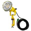 【送料無料】LED安全投光器14W ATL-E1410-3000K 電球色 アース付 10M 日動工業 [建築土木機材][投光器][現場照明]