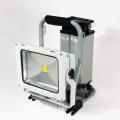 【送料無料】バッテリーLED ライト 30W LED30-LIFE-1L1B 日動工業 [建築土木機材][投光器][現場照明]
