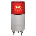 【送料無料】(ニコミニ)VL04M-100NPR (赤) AC100V 日動工業