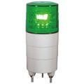 【送料無料】(ニコミニ)VL04M-100NPG (緑) AC100V 日動工業