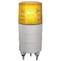 【送料無料】(ニコミニ)VL04M-100APY (黄)AC100V 制御入力付 日動工業