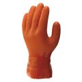 【送料無料】抗菌防臭裏布付手袋 ニュービニローブ (120双入) NO610 ショウワグローブ