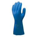 【送料無料】耐油性裏布付手袋 耐油ロング (120双入) NO660 ショウワグローブ [保護保安用材][保護手袋][作業用手袋][水][油用手袋]