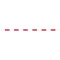 【送料無料】丁張板 7.5cm幅×3.9m 30cm赤白(20本入) T4-7530