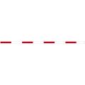 【送料無料】丁張板 7.5cm幅×4m 50cm赤白(20本入) T4-7550
