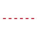 【送料無料】丁張板 10cm幅×3.9m 30cm赤白(15本入) T4-1030